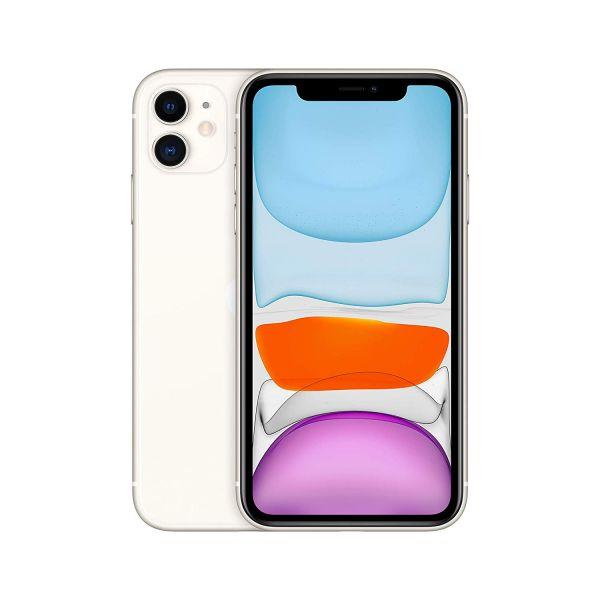 Apple iPhone 11 128GB - Weiß - MWM22ZD/A - Differenzbesteuerung § 25a UStG