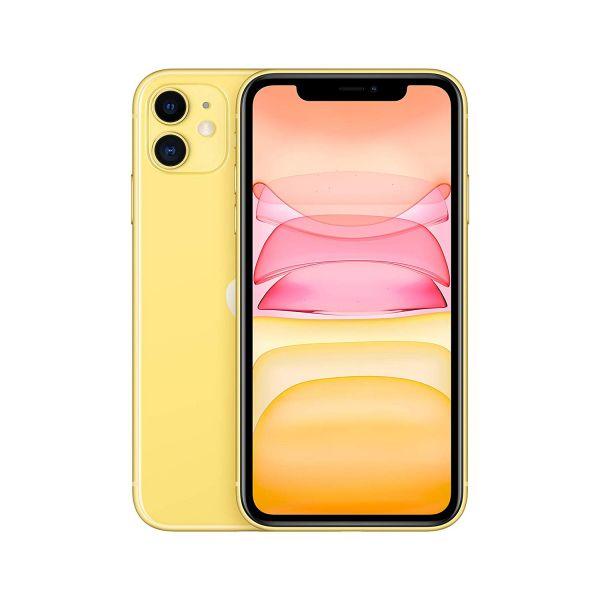 Apple iPhone 11 128GB - Gelb - MWM42ZD/A - Differenzbesteuerung § 25a UStG