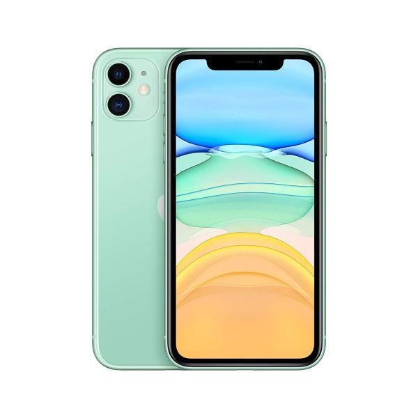 Apple iPhone 11 64GB - Grün - MWLY2ZD/A - Differenzbesteuerung § 25a UStG