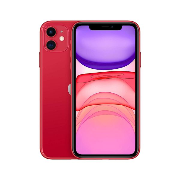Apple iPhone 11 128GB (PRODUCT) RED Rot - MWM32ZD/A - ( Ohne Simlock ) Smartphone
