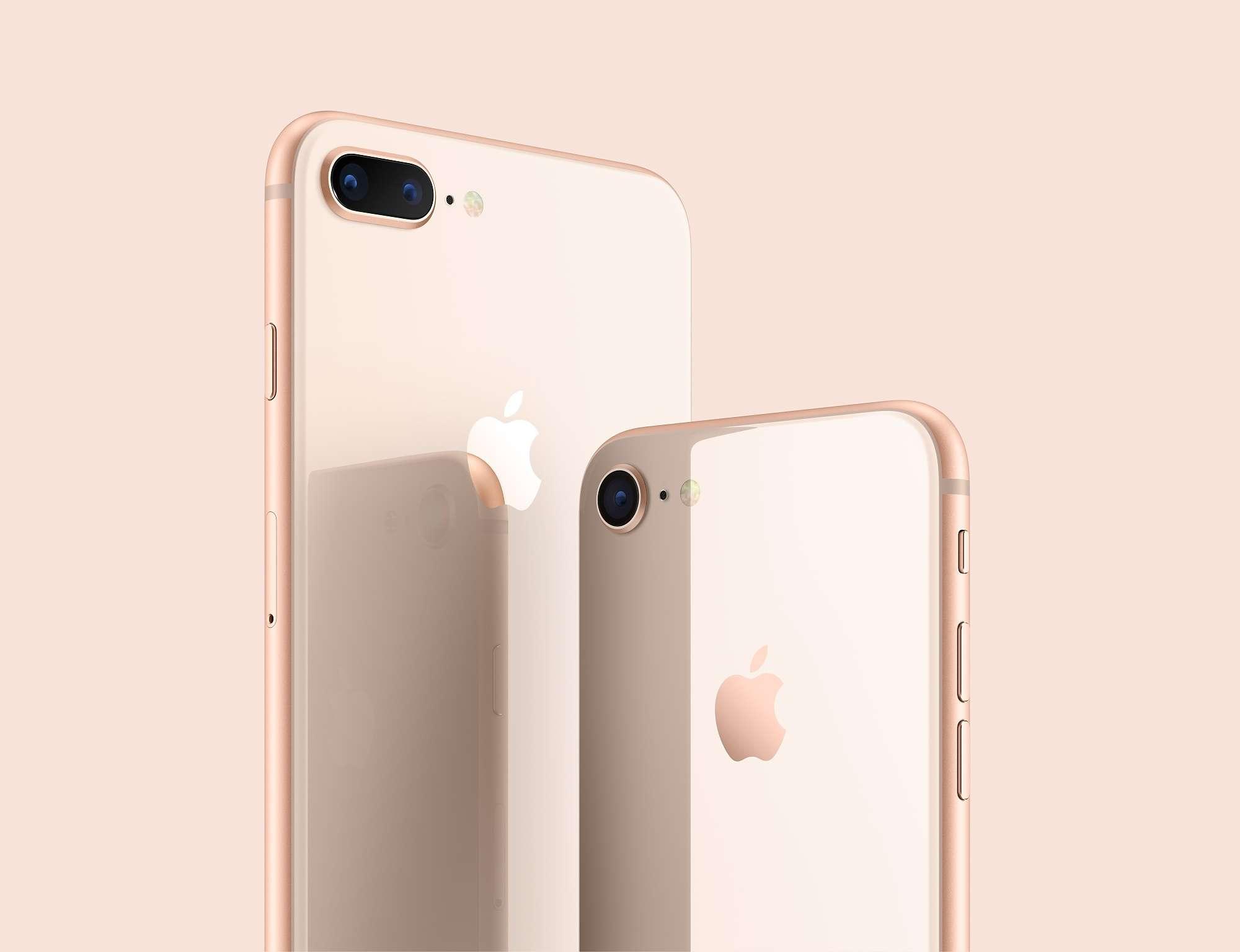 Apple iPhone 8 Plus 256GB Gold MQ8N2ZD A Ohne Simlock Smartphone