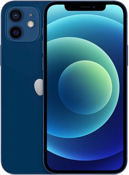 Apple iPhone 12 Mini 64GB Blau Blue - MGE13ZD/A - Differenzbesteuerung § 25a UStG