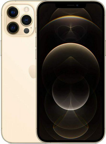 Apple iPhone 12 Pro 128GB Gold - MGMM3ZD/A - Differenzbesteuerung § 25a UStG