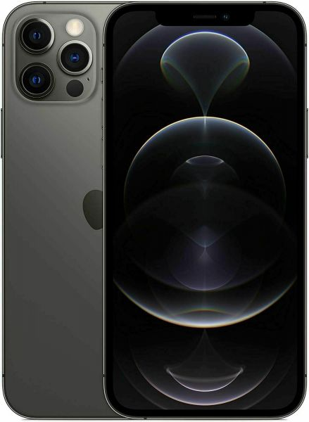 Apple iPhone 12 Pro Max 256GB Graphit - MGDC3ZD/A - Differenzbesteuerung § 25a UStG