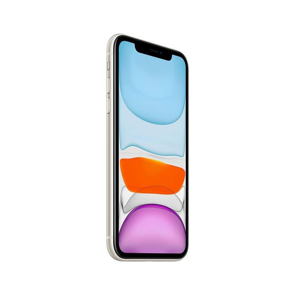 Apple iPhone 11 256GB - Weiß - MWM82ZD/A - Differenzbesteuerung § 25a UStG