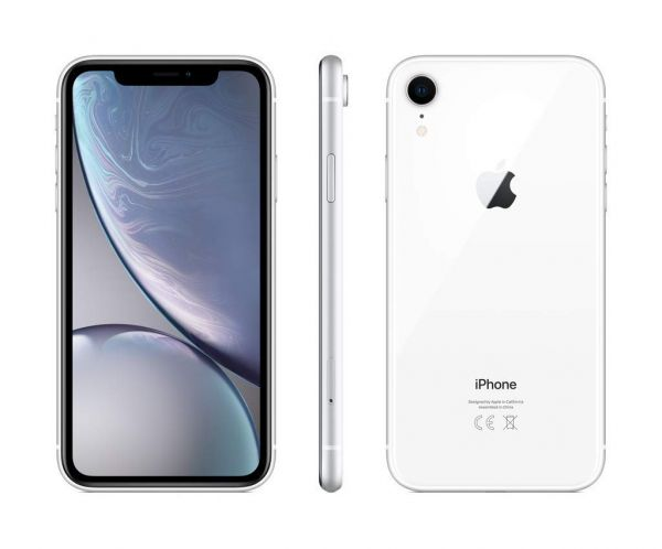 Apple iPhone XR 128GB - Weiß - MRYD2ZD/A - Differenzbesteuerung § 25a UStG