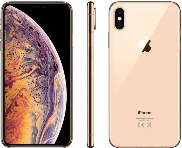 Apple iPhone XS Max 512GB Gold - MT582ZD/A - ( Ohne Simlock ) Smartphone