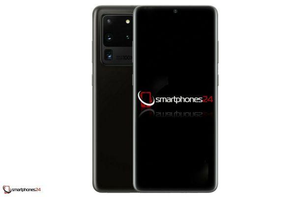 Samsung Galaxy S20 Ultra 5G 128GB Cosmic Black - Differenzbesteuerung § 25a UStG
